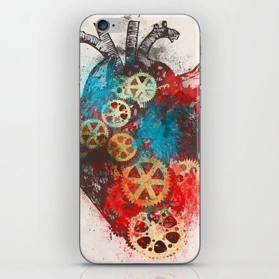 Mechanical Heart iPhone & iPod Skin