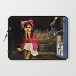 Girls want to have fun. Laptop Sleeve