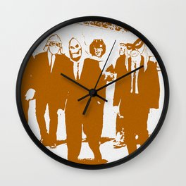 Reservoir Awesome Wall Clock