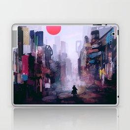 Strange Mornings Laptop & iPad Skin
