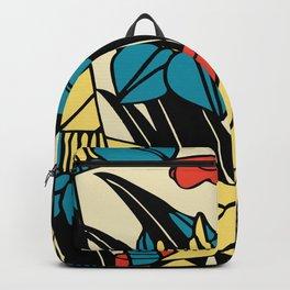 Hanafuda-May Backpack