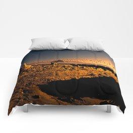 Sand Castle Comforters