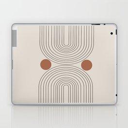 Modern Minimalistic Art Laptop & iPad Skin
