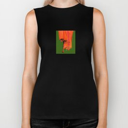 Tree on Fire Biker Tank