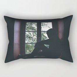 The Watchman - People Rectangular Pillow
