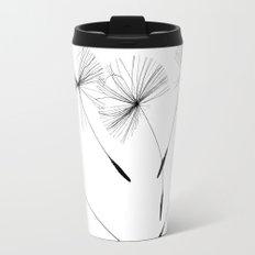Dandelion seeds, Travel Mug