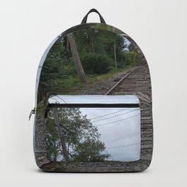 Fraser Railroad Backpack