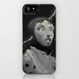 Joan of arrows iPhone Case
