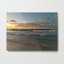 Swept to Sea Metal Print