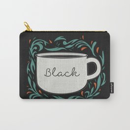 Black as my soul Carry-All Pouch