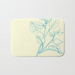Darkness (And the Light to End It) Bath Mat