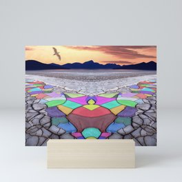 Painted Desert Mini Art Print