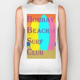 Bombay Beach Surf Club Biker Tank