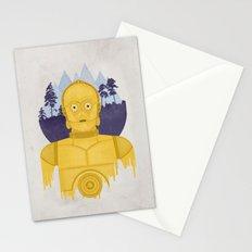 C3PO Stationery Cards