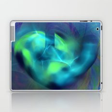 Out Of The Blue Laptop & iPad Skin