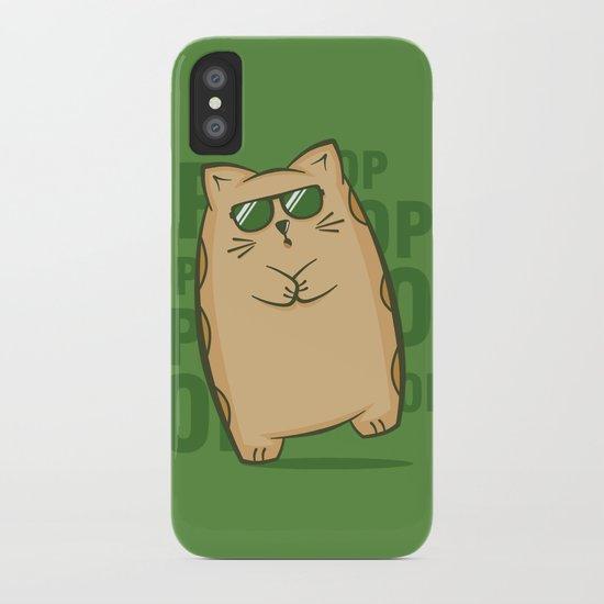 Gangnam Kitty iPhone Case