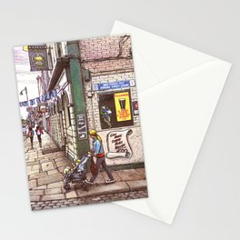 Ireland street Stationery Cards