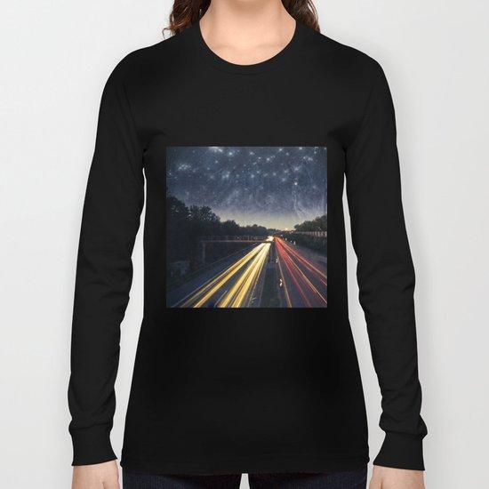 end of night Long Sleeve T-shirt