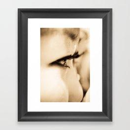 Hatsumomo Framed Art Print