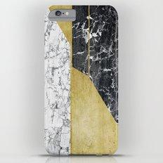 marble hOurglass iPhone 6 Plus Slim Case