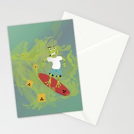 Toxictoad Stationery Cards