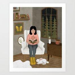 further reading Art Print