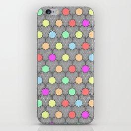 Careless Woman Pattern V2 iPhone Skin
