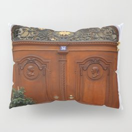 Beautiful Old Door Pillow Sham