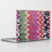 chevron Laptop & iPad Skins featuring Chevron * by Mr & Mrs Quirynen