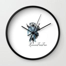 Cosmo Christ Wall Clock