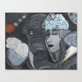 Beings  Canvas Print
