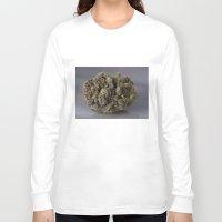 medical Long Sleeve T-shirts featuring Bordello Medicinal Medical Marijuana by BudProducts.us