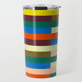 kilim Autumn Colors Travel Mug