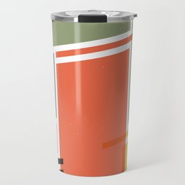 SECRET CYCLING FLAG - VOIGT Travel Mug