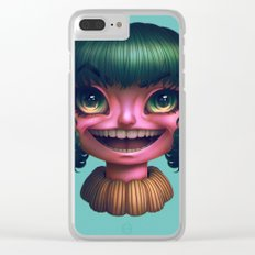 Charmaine Clear iPhone Case