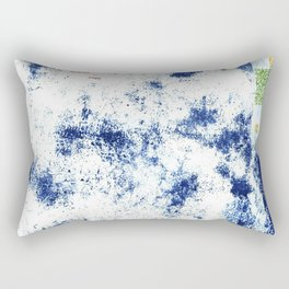 Blurred Copy Rectangular Pillow
