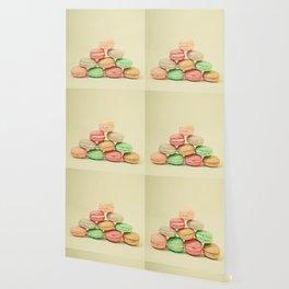 French Macarons Wallpaper