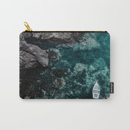 Summer boat and adventure Carry-All Pouch