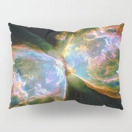 Butterfly Nebula Pillow Sham