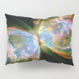 Butterfly Nebula Pillow Sham