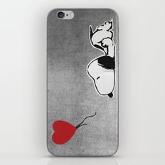 Love is all I got iPhone & iPod Skin