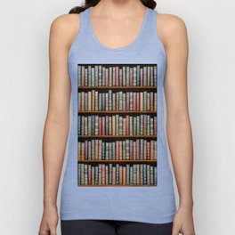 The Library Unisex Tank Top