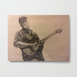 Jimmy Herring Metal Print