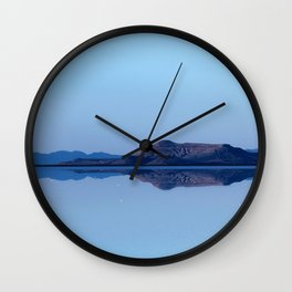 Reflection Scape Wall Clock