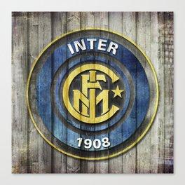 F.C. Internazionale Milano - Inter Canvas Print