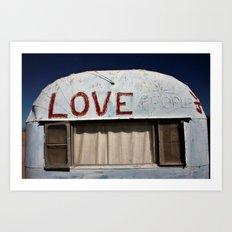 Love All People Art Print