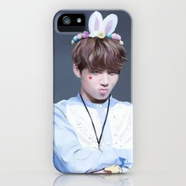 Kookie bun iPhone Case