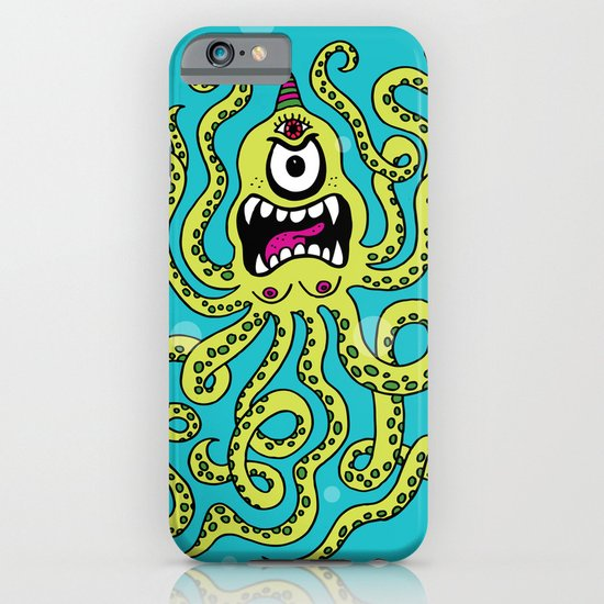 Monster Week, Day 2 iPhone & iPod Case