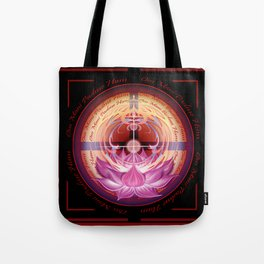 The Inner Jewel Tote Bag