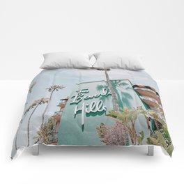 beverly hills / los angeles, california Comforters
